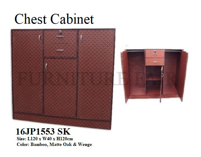 Chest Cabinet 16JP1553 SK
