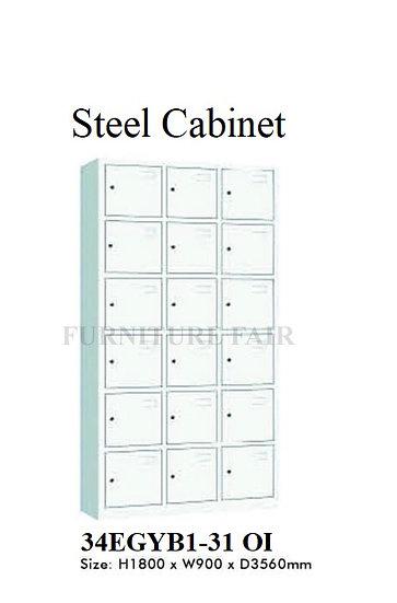 Steel Cabinet 34EGEDYB1-31 OI