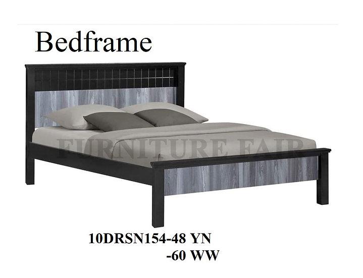 Bedframe 10DRSN154-48YN 60WW