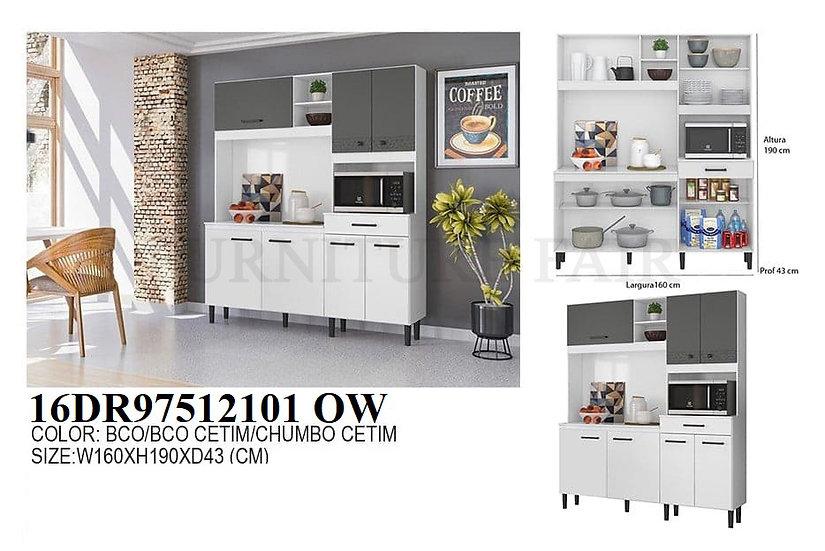 Kitchen Cabinet 16DR97512101 OW