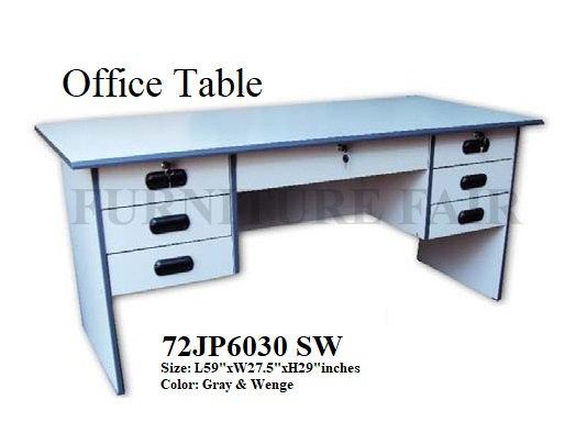 Office Table 72JP6030 SW