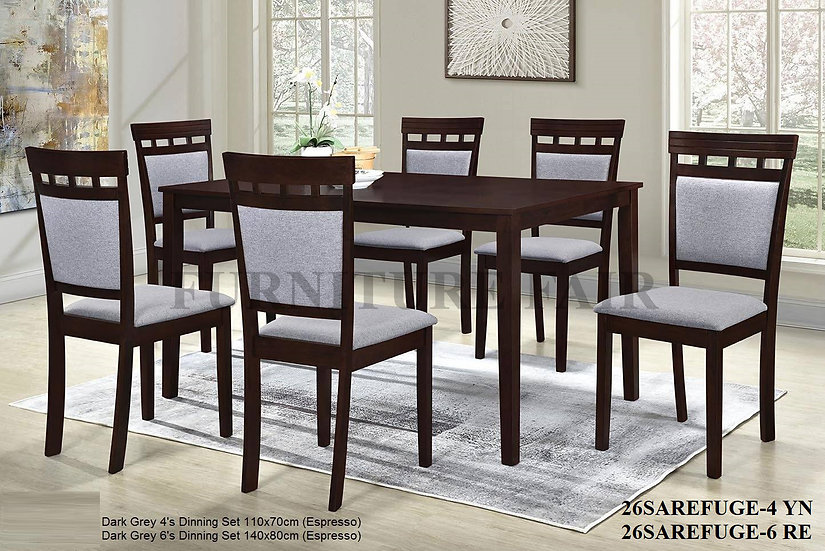 Dining Set 26SAREFUGE-4YN 6RE