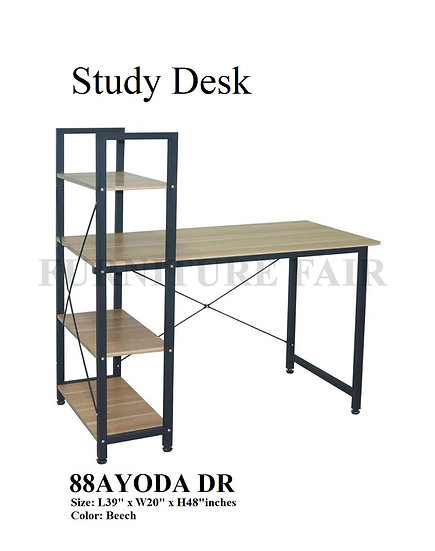 Study Desk 88AYODA DR