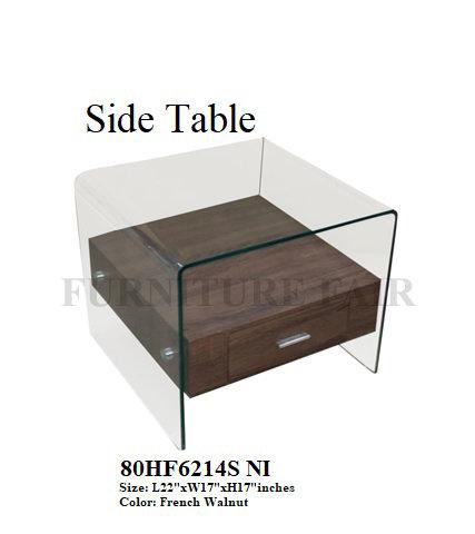 Side Table 80HF6214S NI