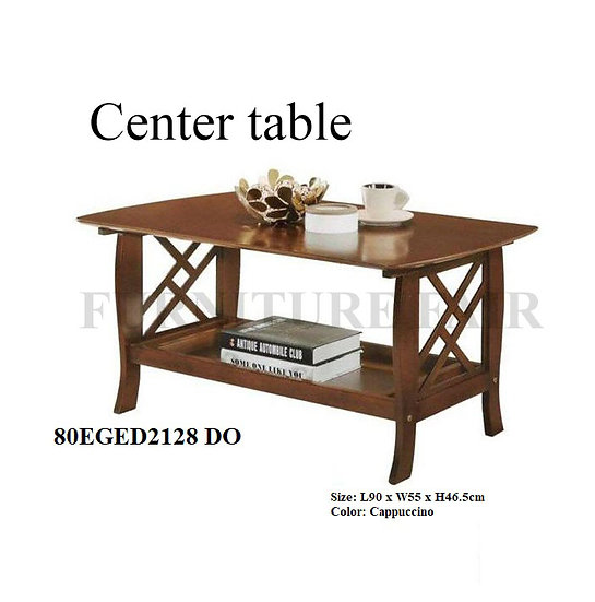 Center Table 80EGED2128 DO