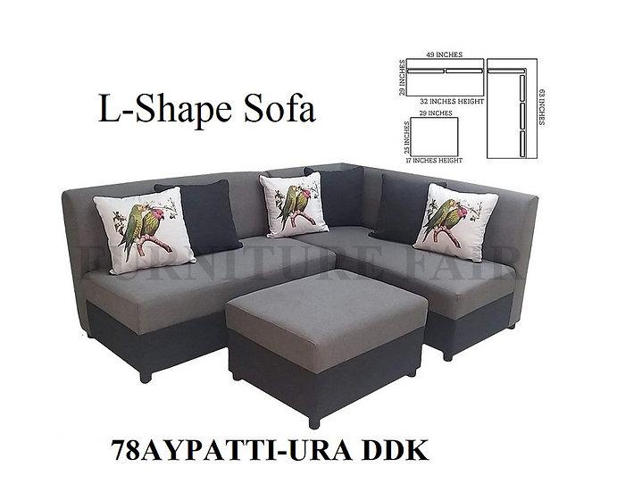 L-Shape Sofa 78YPATTI-URA DDK