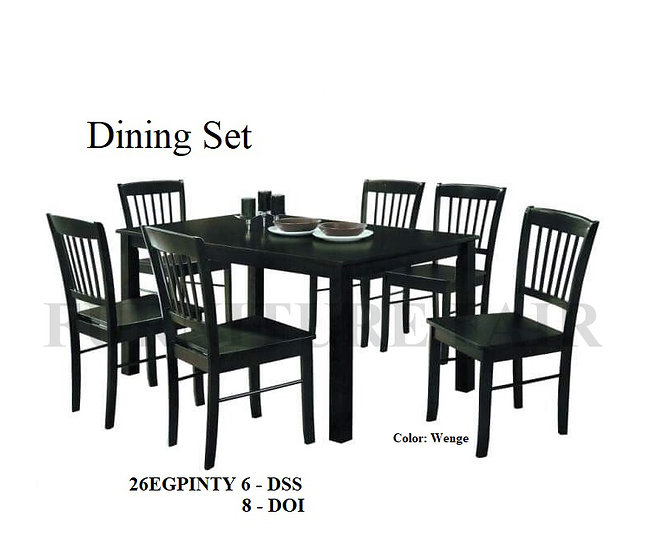 Dining Set 26EGPINTY