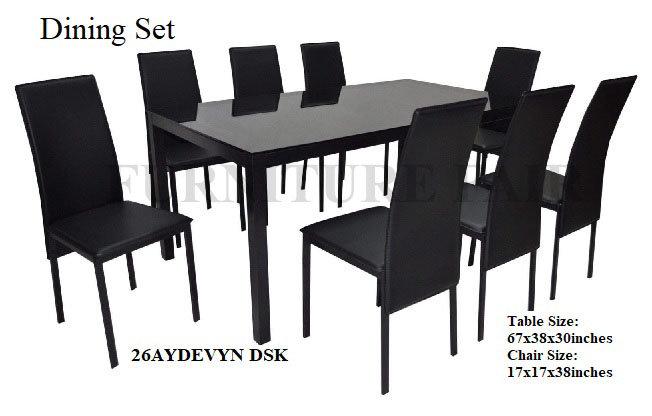 Dining Set 26AYDEVYN-6
