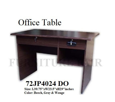 Office Table 72JP4024 DO