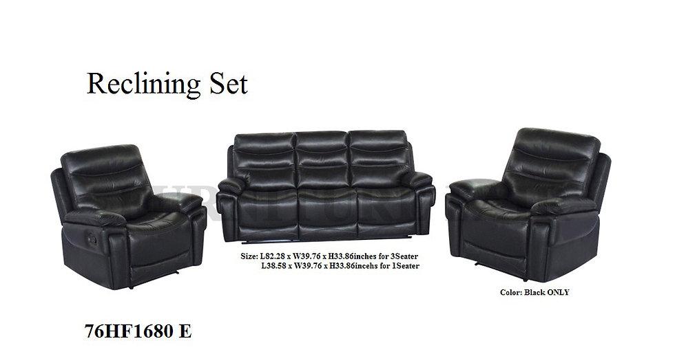 Reclining Set 76HF1680 E