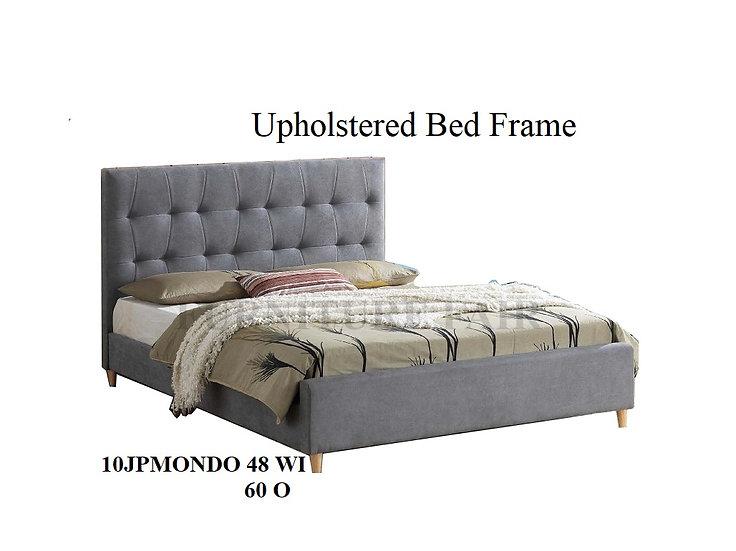 Upholstered Bed Frame 10JPMONDO 48WI 60OK