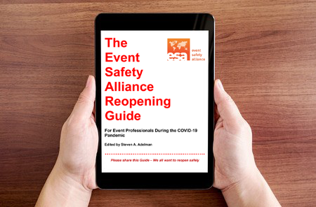 The Event Safety Alliance Releases Guidance to Assist Event Professionals Reopening During COVID-19