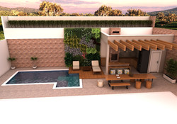 Projeto de Casa Alto Padrão - Condomínio Arujá Country Club
