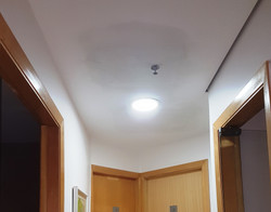 Instalação de Sprinkler - Clínica Dermacenter