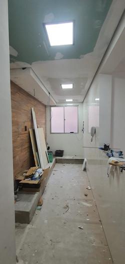 Reforma de Apartamento - Condomínio Spazzio Sublime