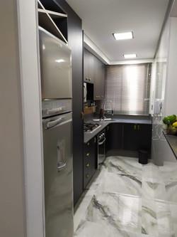 Depois da Reforma de Cozinha - Condomínio Spazzio Sublime