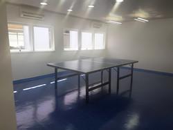 Reforma da Sala de Jogos - Firmenich