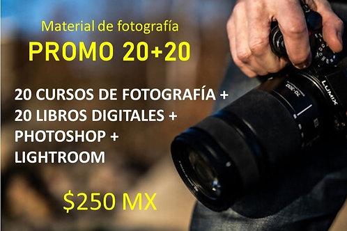 PROMO FOTOGRAFÍA 20+20