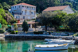Located in a family house, just 500 meters from famous Lakes of National park Mljet, the greenest island of Croatia, Lorena apartments are prefect for couples, friends and families.