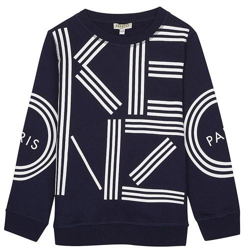 004edc14 kenzo eye hoodie kids navy sale > OFF63% Discounts