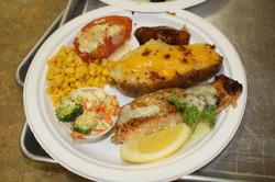 Salmon Grill Oct 25, 2014