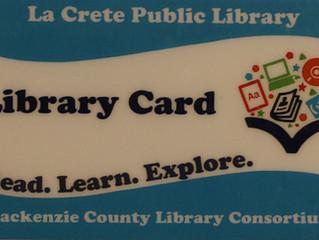 Mackenzie County Library Consortium