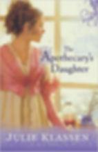 Apothecary's Daughter, Julie Klassen.jpg