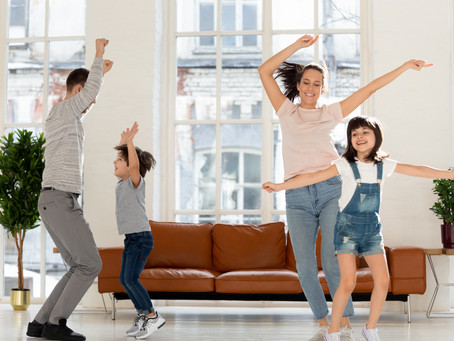 Why Dance is important for mental health and wellbeing (in a nutshell!)