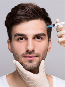 filler-injection-for-male-face-in-beauty