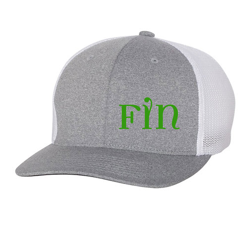 FlexFit Trucker Cap Mesh Back