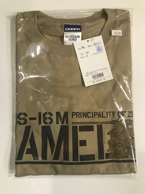 ザメルTシャツ