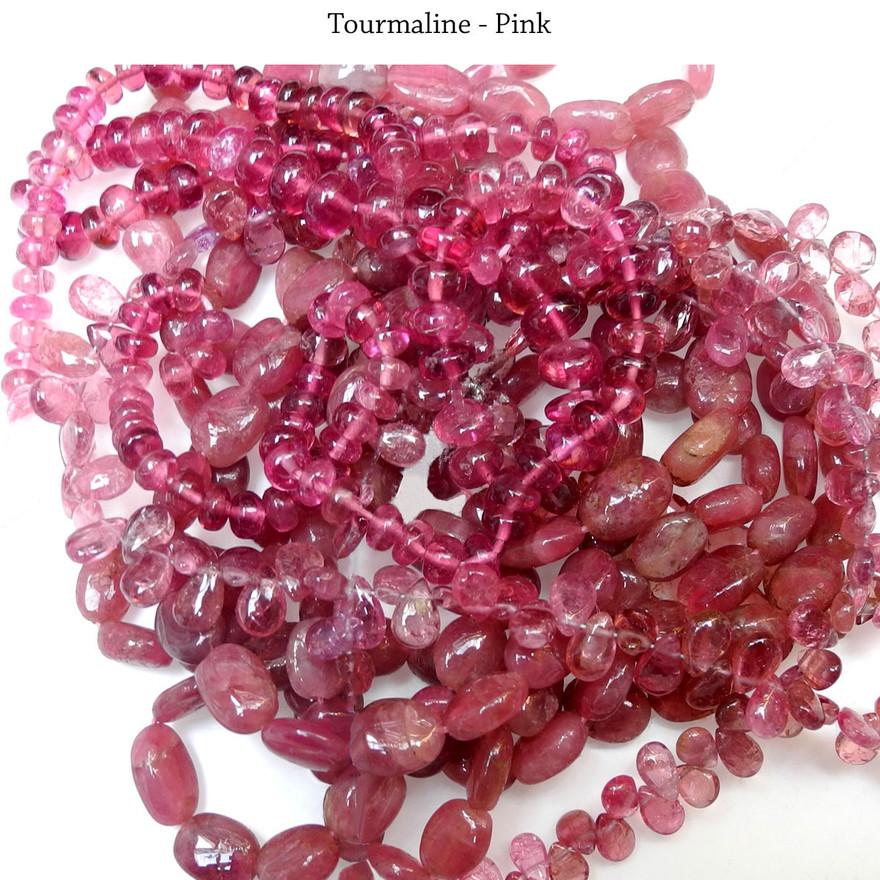 Tourmaline - Pink
