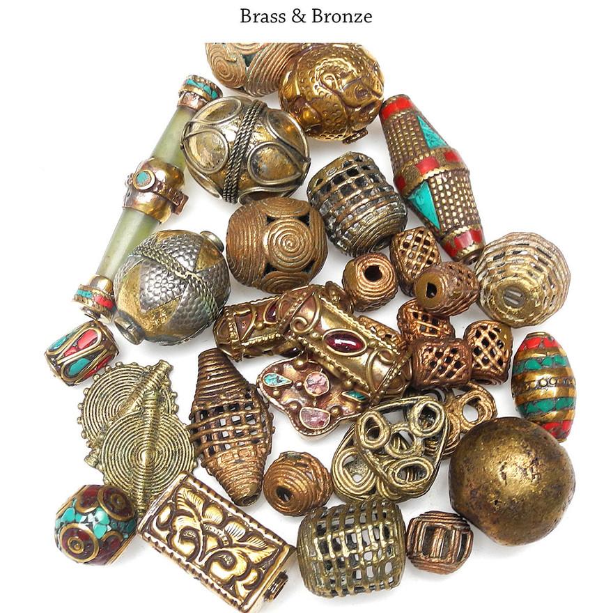 Brass & Bronze