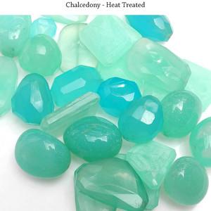 Chalcedony - Heat Treated