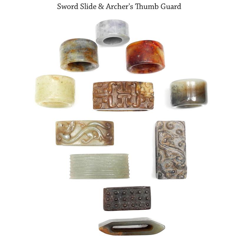 Sword Slide & Archer's Thumb Guard