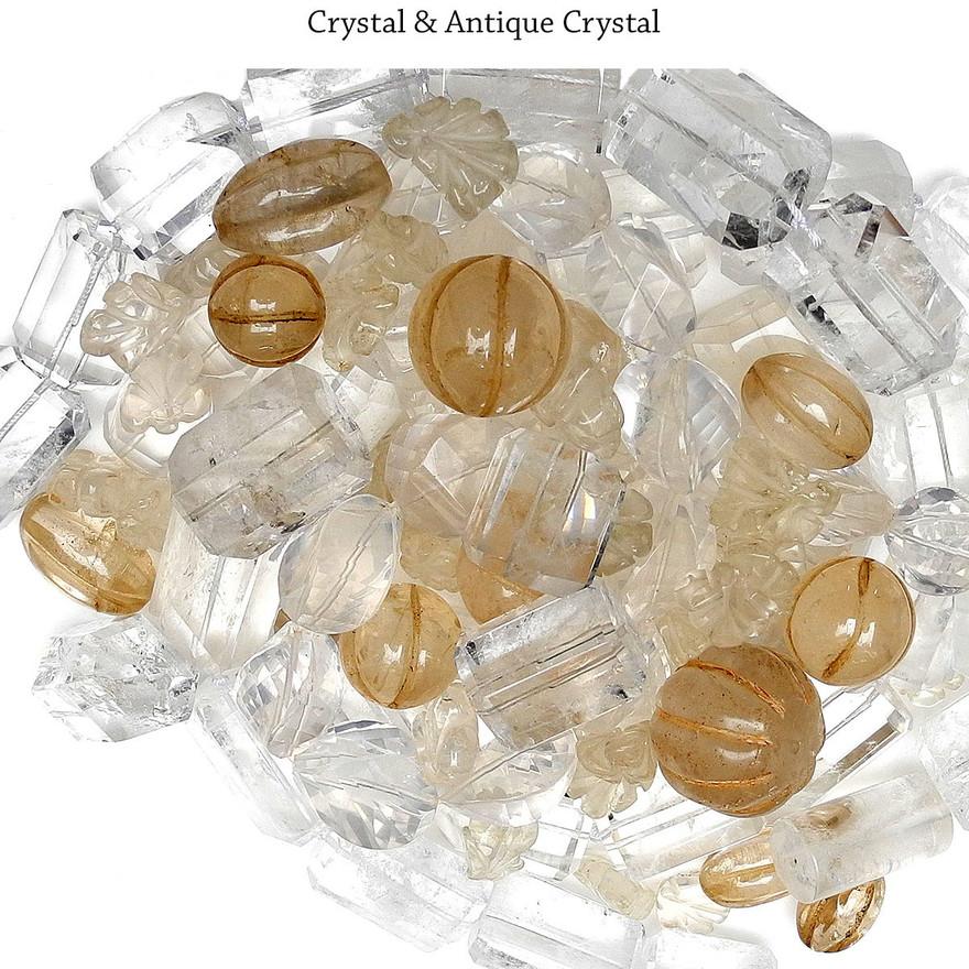 Crystal & Antique Crystal