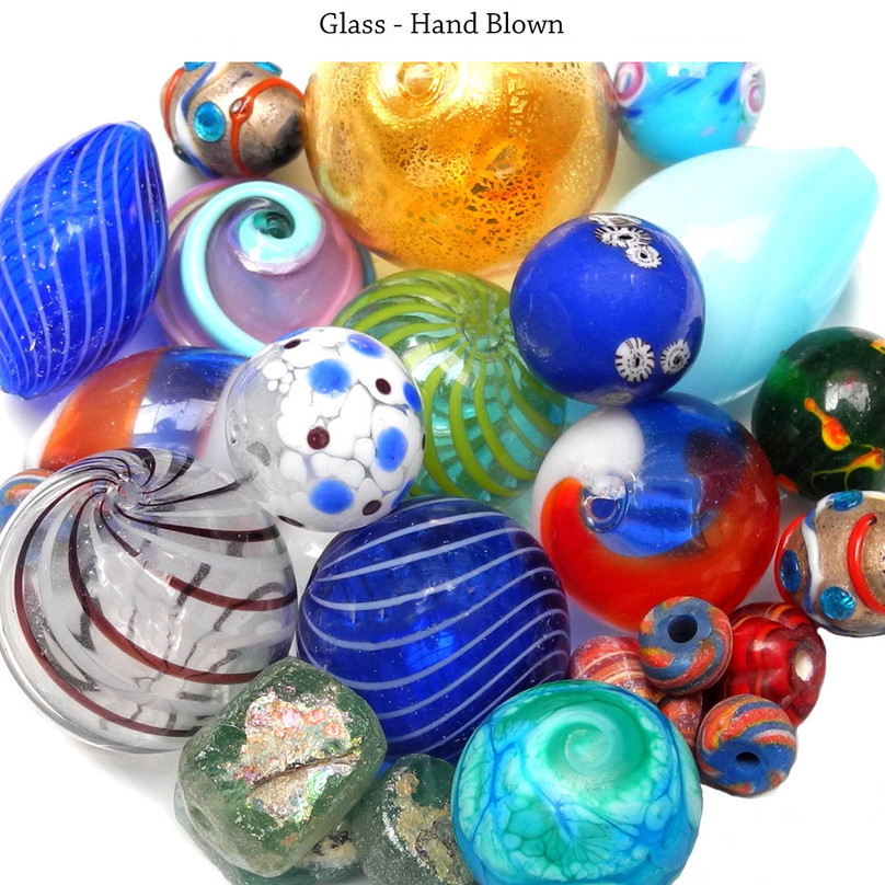 Glass - Hand Blown