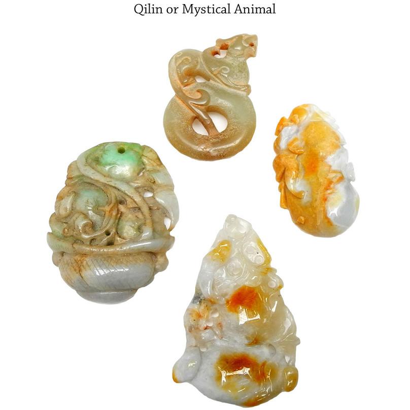 Qilin or Mystical Animal