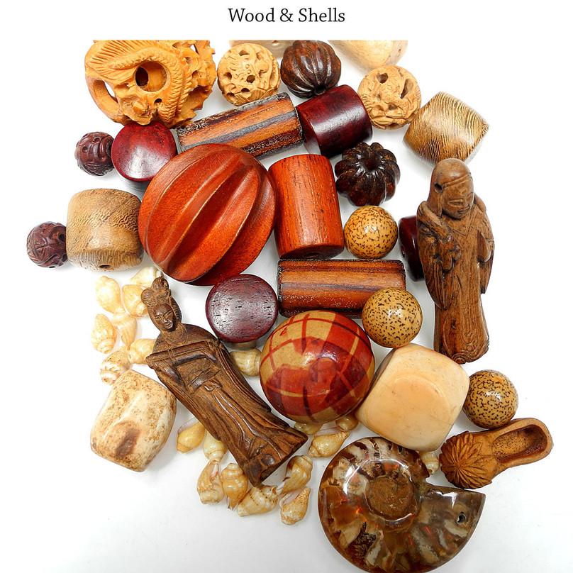 Wood & Shells