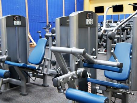 ジムマシン筋トレメニュー|筋肥大する一週間の組み方例