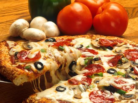 ピザのカロリーと栄養素と筋トレ|バルクアップ・ダイエットでの筋肉との関係