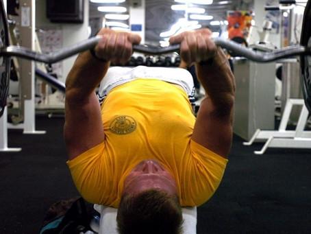 筋トレメニューの一週間3回の組み方(筋肥大向き)|自宅~ジムの全種目一覧