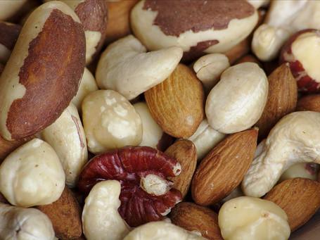 ナッツのカロリーと栄養素と筋トレ|バルクアップ・ダイエットでの筋肉との関係