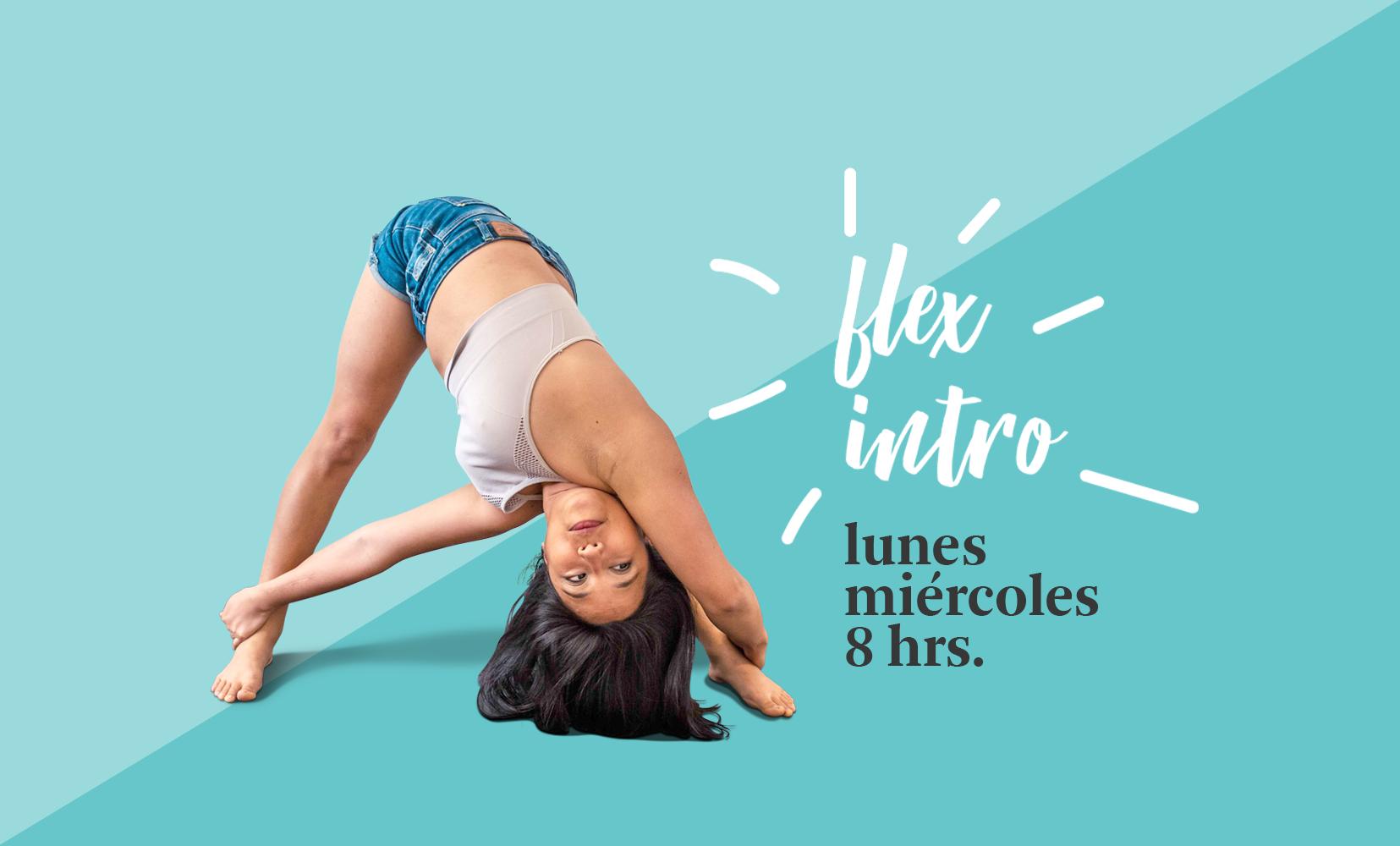 Flex Intro lunes y miércoles 7:30 hrs.