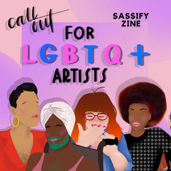 Call out for LGBTQ+ art