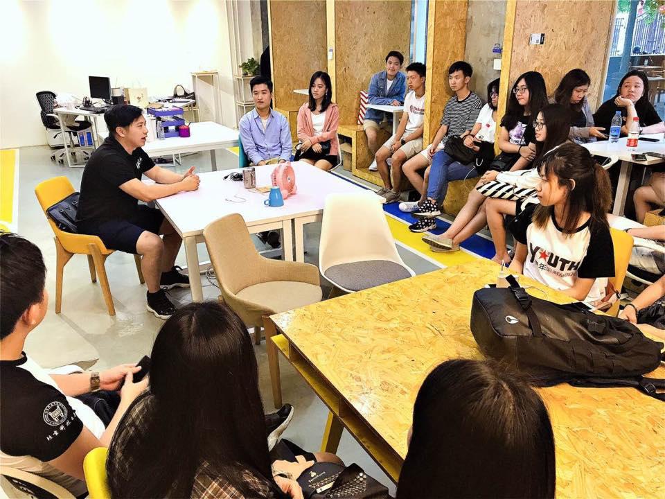 北京多媒體實習體驗計劃_企業交流4