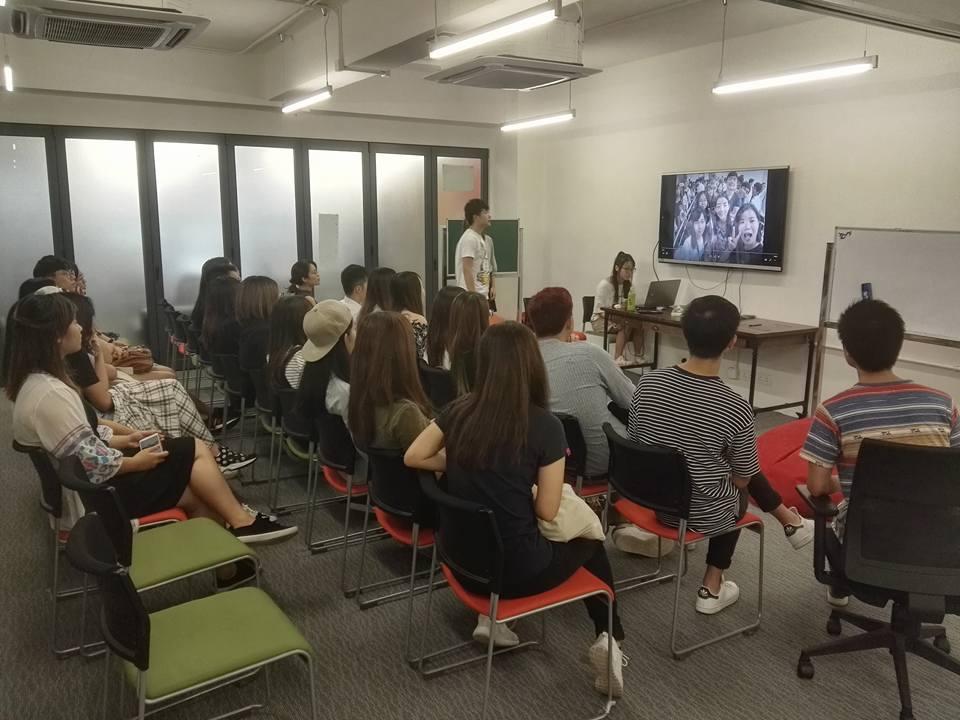 北京多媒體實習體驗計劃_完結禮
