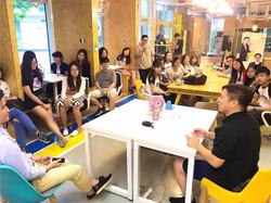北京多媒體實習體驗計劃_企業交流3