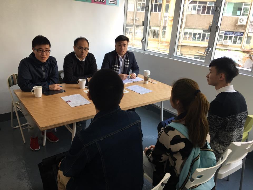 北京多媒體實習體驗計劃2017 interview3