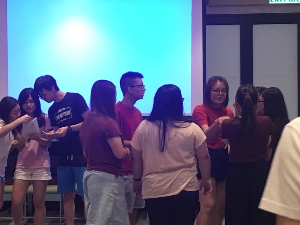 北京多媒體實習體驗計劃2017 香港入營